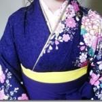 ヘアメイクと袴の出張着付(^o^)♪