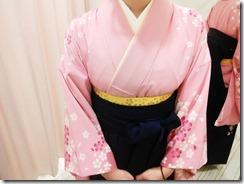 袴をお友達と一緒にアトリエはるかで (2)