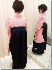 袴をお友達と一緒にアトリエはるかで (3)