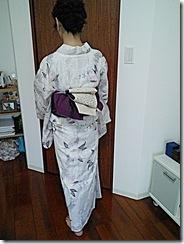 花火大会に浴衣で観覧に (3)