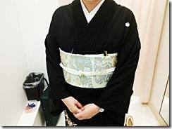絽の黒留袖 (5)