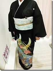 絽の黒留袖 (7)
