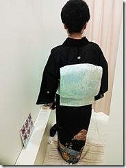 絽の黒留袖
