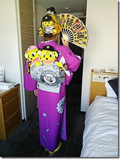 カープ危うし オール阪神の出張着付 (4)