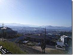 宮島が見えるお城の式場 (2)