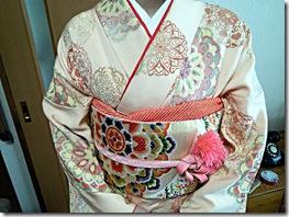 振袖にかわいい帯締め (3)