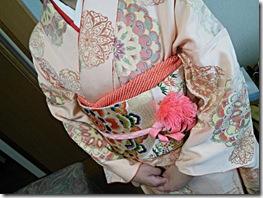 振袖にかわいい帯締め (4)