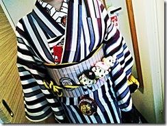 ホテルグランヴィア広島にタイガース女子を着付に (4)