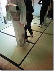 美容師さんの着付テスト (3)