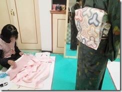 卒入学式に礼装着を (3)