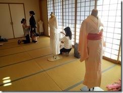 着付モデルの着付師 島さん (4)