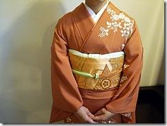 着付師 島さん七五三詣りの出張着付に (3)