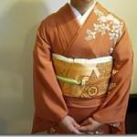 着付師 島さん七五三詣りの出張着付に(^o^)♪