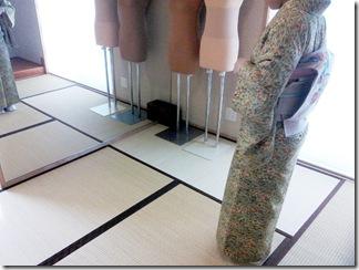 普段着着付のテスト (7)