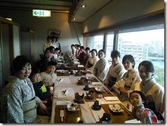 美和きもの教室の初詣&サンルート広島へ (10)
