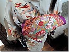 2016年着物で初詣 (5)