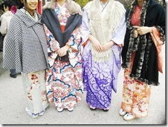 2016年着物で初詣 (9)
