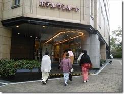 美和きもの教室の初詣&サンルート広島へ (3)
