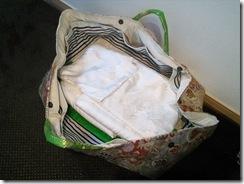 花嫁衣装の収納バックを製作 (5)