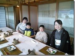 美和きもの教室の初詣&サンルート広島へ (6)