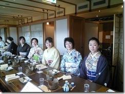 美和きもの教室の初詣&サンルート広島へ (7)