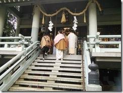 美和きもの教室の初詣&サンルート広島へ