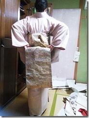 礼装着を着てみようコースの総復習 (3)