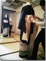 美和きもの教室の着付コーステスト (4)