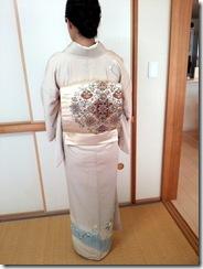 着付師 吉田さんの出張着付 (3)