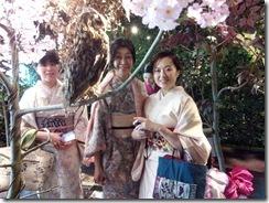 美和きもの教室で世界遺産の宮島へ (6)