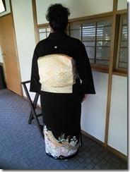 三瀧荘へご親族様の出張着付に (8)