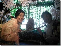 美和きもの教室で世界遺産の宮島へ (8)