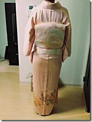 着物で結婚式へ (2)