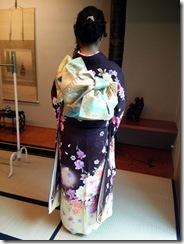 広島の鶴羽神社に出張着付 (3)