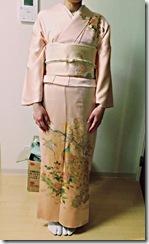 着物で結婚式へ (3)