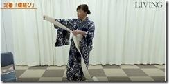 リビング広島チャンネルで浴衣着付の動画に(*^_^*)♪