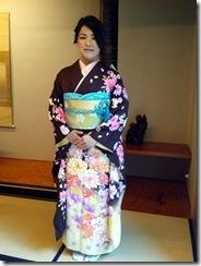 広島の鶴羽神社に出張着付