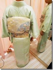 美容室に着物の出張着付 (2)