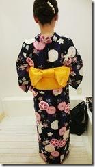 モリモリと浴衣に着付て花火大会へ (10)