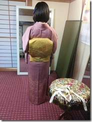 バッチリ礼装着の着付をマスター (3)