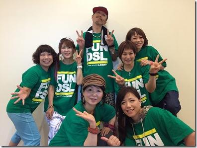 サタケホールでダンス発表会Let's Enjoy A Party!に (2)