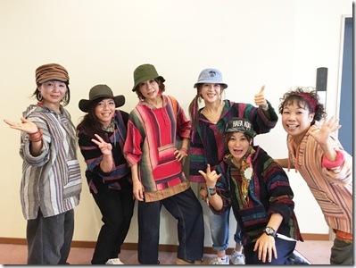 サタケホールでダンス発表会Let's Enjoy A Party!に (3)