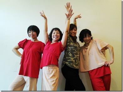 サタケホールでダンス発表会Let's Enjoy A Party!に (6)