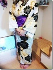 広島花火大会に浴衣の出張着付に