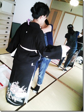 着付師のテストをクリア(*^_^*)♪