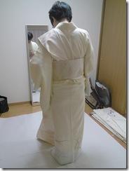 メキメキ上達の着物着付教室 (3)