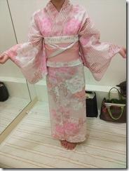 浴衣の出張着付で広島宮島の花火大会へ (7)