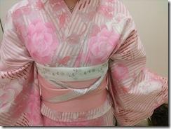 浴衣の出張着付で広島宮島の花火大会へ (8)