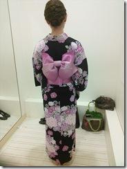 浴衣の出張着付で広島宮島の花火大会へ
