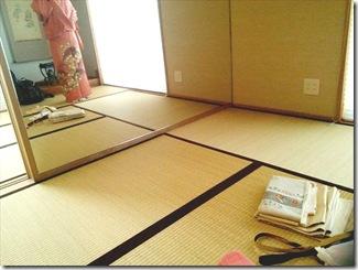 美和きもの教室の着付けテスト (2)